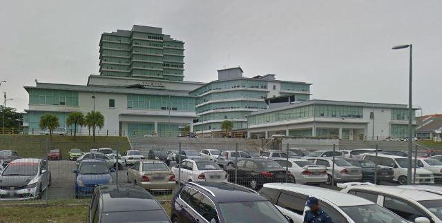 Setia Tropika Immigration building
